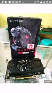 VGA Saphire RX 460 4GB DDR5 OC Single Fan Fullset