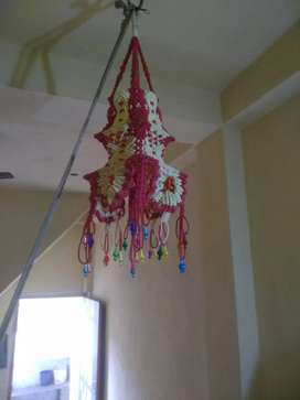 Jhumar Used Home Decor Garden For Sale In Madhya Pradesh