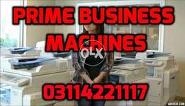 Wide Range of best Photocopiers machines and Printers available
