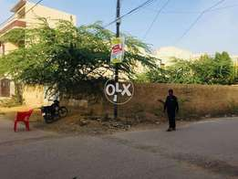 300sq Yard Corner Plot For Sale In Gulistan E Jauhar Block 7