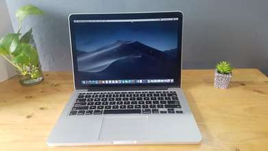 "Macbook Pro 13"" 2015 FULLSET Retina Core i5 8GB/128GB Mulus No Gores"