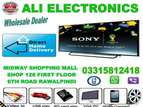 """Sony 32 """" full hd result with one year warranty"""