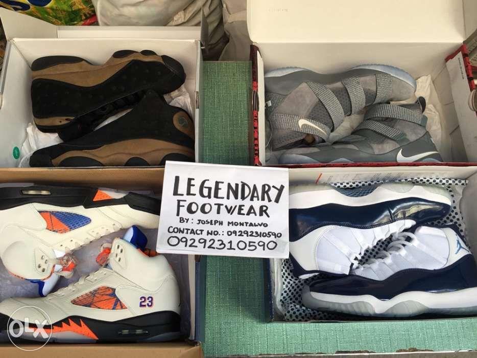 cheap for discount 45910 c5a5c Jordan 11 13 5 Nike Lebron not kyrie kobe KD Pg 1 2 3 4 6 7 ...