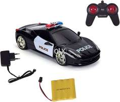 Rechargeable Remote Control Police Car (AR MODEL)