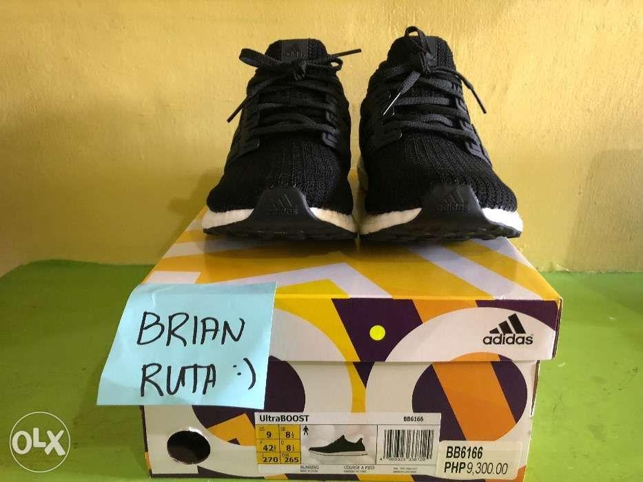 adidas Ultra Boost 3.0 Grey Black The Sole Supplier