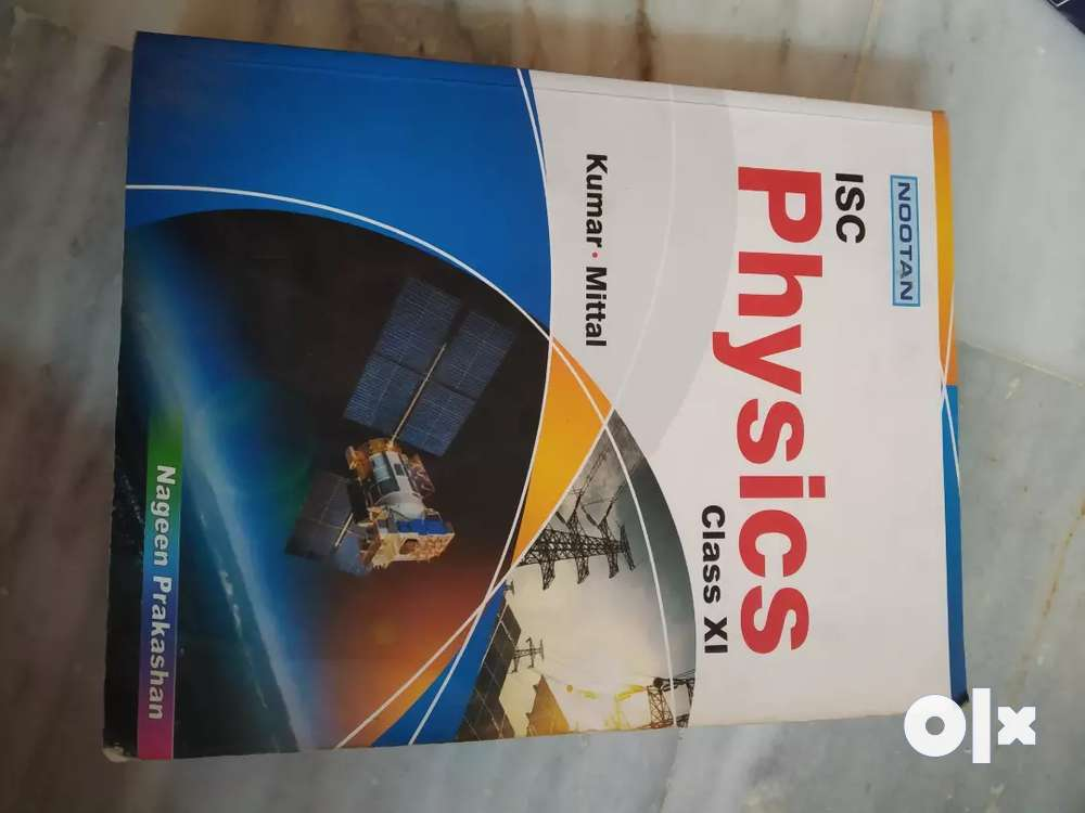 Isc Class 11 Physics Book