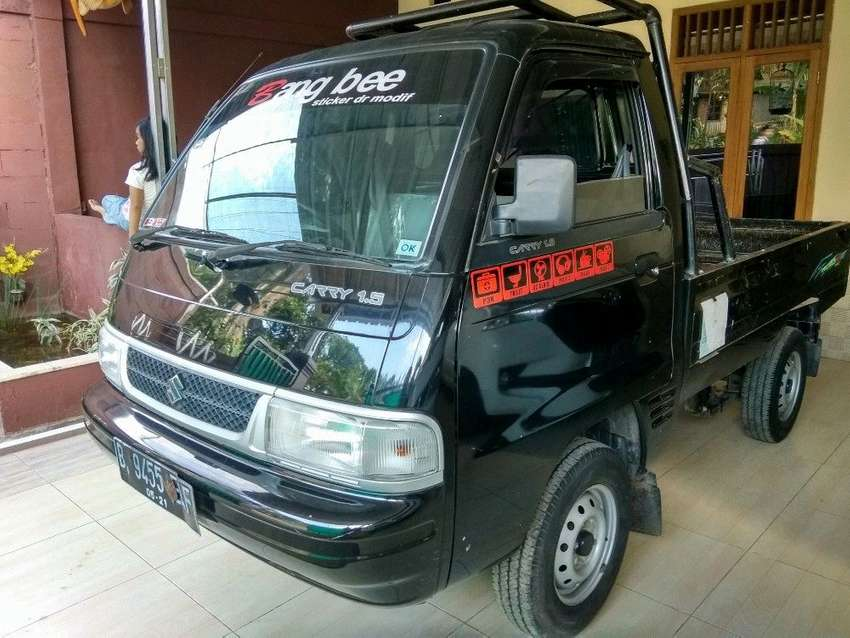 Kumpulan Modifikasi Mobil Pick Up Carry Futura Gratis