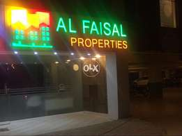 10 marla plot DHA 5 Islamabad sector F for sale