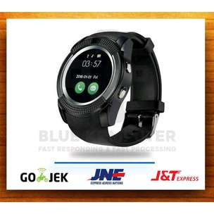 Smartwatch V8 / Smart Watch V8 Bluetooth Sim Card Memory Whatsapp
