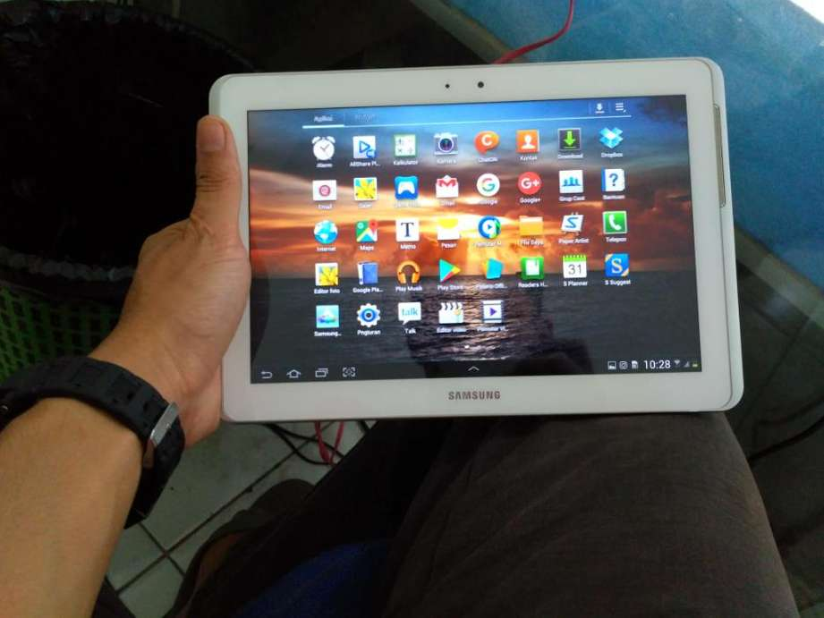 samsung Galaxy TAB 2 10.10 Inc super lebar mantap