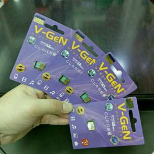 Memory Card V-Gen 16GB class 6 Original
