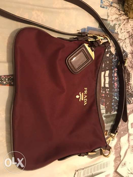 684f736987c3 Prada Tessuto Sling Bag Authentic in Muntinlupa