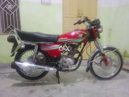 Honda 125 in good condition complet dcment asli tenki tape final rate