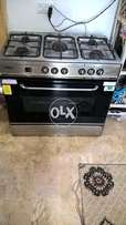Nasgas oven new model