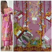 Best quality lawn embroidery dress