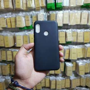 Case Midnight Blackmatte Xiaomi Redmi 6 Pro Black Matte