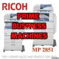 A5 to A3 Size Photocopier with Printer and Scanner