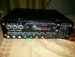 Amplifier  sound quality