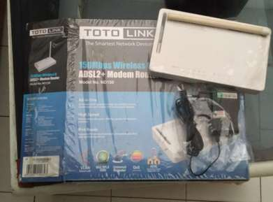 Toto Link ND150 ADSL Modem Router