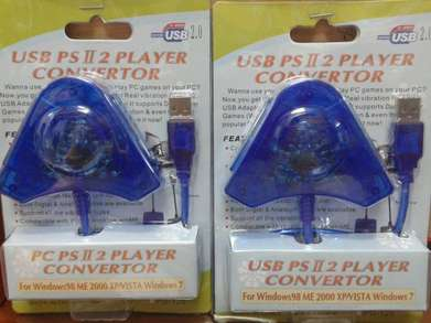 Convertor STICK PS 2 TO PC 2 Player
