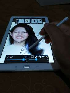 Jual Samsung galaxy tab A 10.1 2016 with s pen