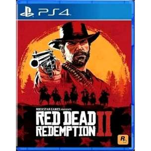 game ps4 red dead redemption 2
