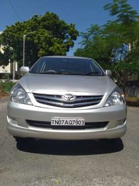 Used Toyota Innova 2008 For Sale In Chennai Second Hand Cars In Chennai Olx
