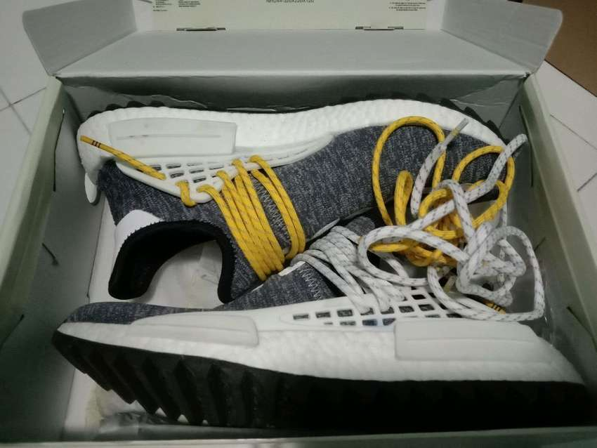 finest selection 62d7b 955a3 Adidas NMD Human Race clouds mood - Fashion Pria - 530151753