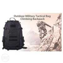 Silver Knight Outdoor Tactical Rucksack Hiking Military Backpack Bag 684dd3b2017f0
