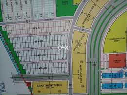 A block good location plot 25*50 available