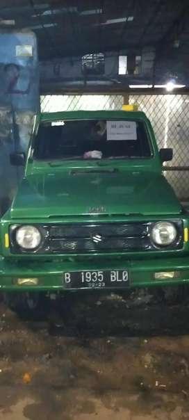 Jual Beli Mobil Bekas di Jakarta Utara - Katana Jimny 4x4