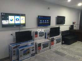Led TV Brand New in all sizes at lowest rates call