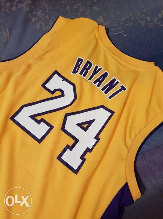 quality design 66c51 d675f authentic nba Adidas kobe bryant lakers jersey medium in ...