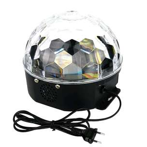 crystal Magic Ball disco LED 20w/ Lampu disko