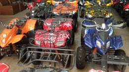 5 to 15 years QUAD ATV size in low cost at ABDULLAH ENTERPRISES LHR.