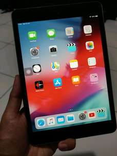 iPad mini 3 WiFi. 16GB . Fullset Bonus Case