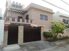Dha Defence Phase 6 Duplex Bungalow 300 Sq Yards 5 Beaded West Open Fo