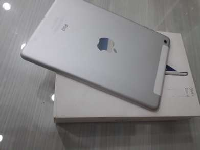 Ipad Apple Mini 2 Wifi Cell 32 Gb Mulus Nego