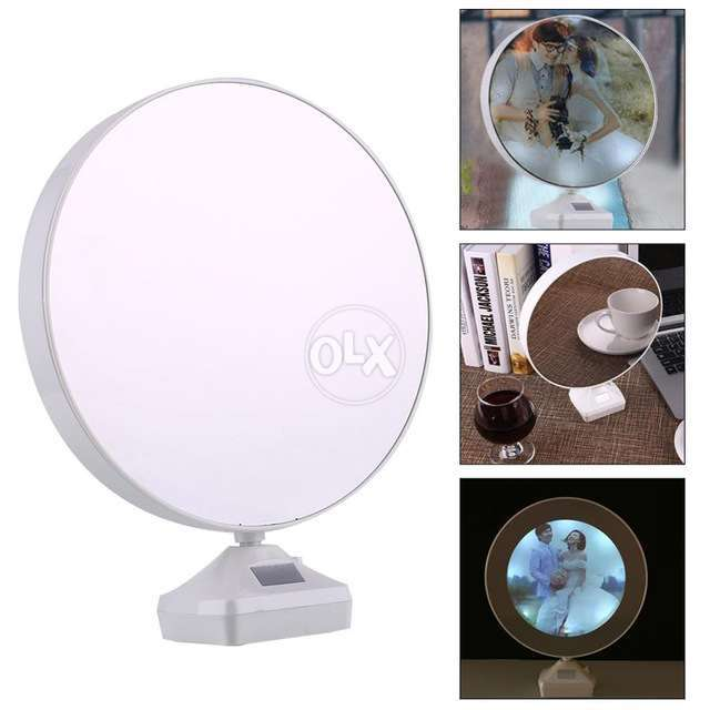 Magic LED Photo Frame & Mirror - Gift Item (free home delivery ...