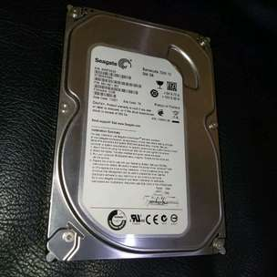 Harddisk HDD Pc 3.5 inch seagate 500 gb 100% sentinel no bad sector