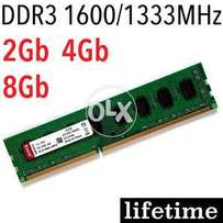 ddr3 all ram available