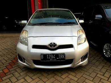 Toyota Yaris E at matic 2013, 49rb, dp 32jt