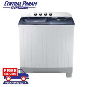 SAMSUNG Twintub Washer 12 Kg WT12J4200MB Central Panam Rumbai