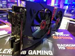ASUS EXTREME GAMING RADEON R9 380 OC Edition 4GB 256Bit 20% Cooler