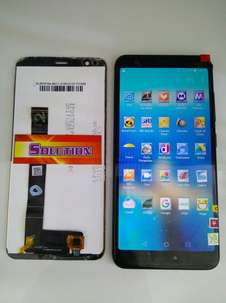 lcd touchscreen Asus Zenfone Max M1 / ZB555KL / X00PD Black #SOLUTION