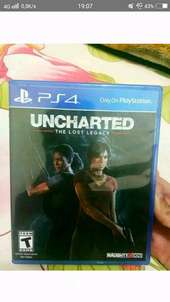 kaset ps4 uncharted: the lost legacy