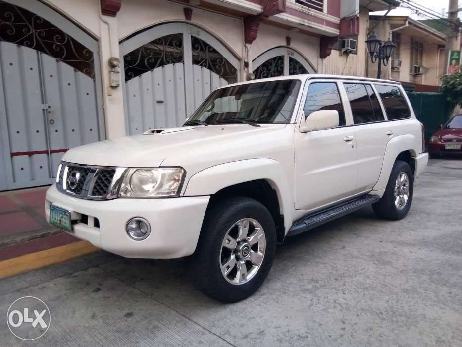 2011 nissan patrol super safari matic diesel 4x4 fresh ...