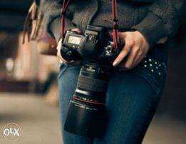 Photographer Videographer Professional Event Pictorial Occasions