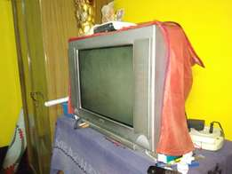 """21 """" Ronix square T.V for sale  Howrah"""