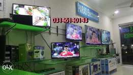 """New Year OFFER Smart Android LED 55"""" with warranty."""